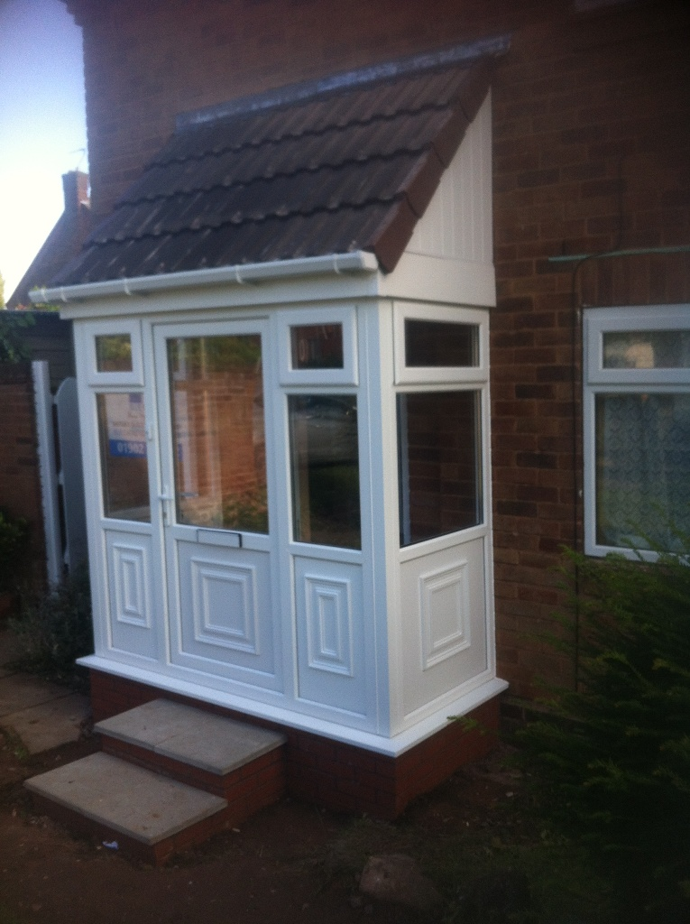 Affordable Porches In Wolverhampton Dudley Amp Telford